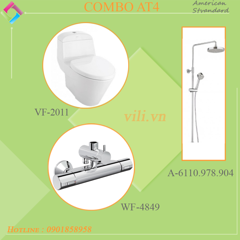 Combo American AT4 Bộ VF-2011 + WF-4948 + A-6110.978.904