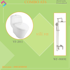 Combo American AT6 Bộ VF-2011 + WF-9089E