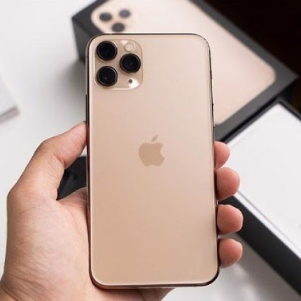 iPhone 11 Pro Max Vàng Gold