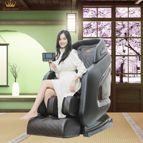 Ghế massage toàn thân Queen Crown QC CX5