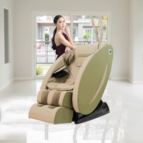 Ghế Massage QUEEN CROWN QC SL7 PLUS