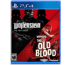 Đĩa Game PS4 Wolfenstein Young Blood