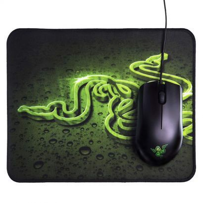 Combo Razer Abyssus and Goliathus Fissure Bundle