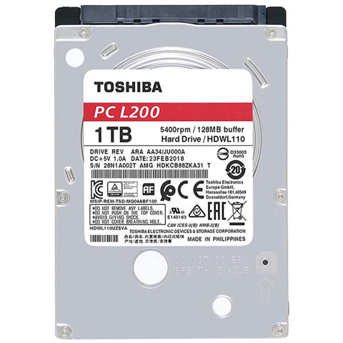 HDD Laptop Toshiba 2.5