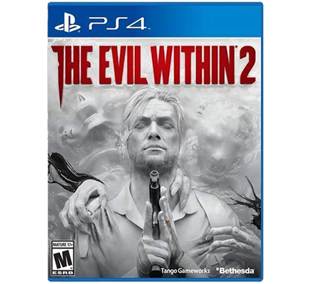 Đĩa Game PS4 The Evil Within 2