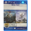 Combo Đĩa Game PS4 God Of War & Horizon Zero Dawn: Complete Edition
