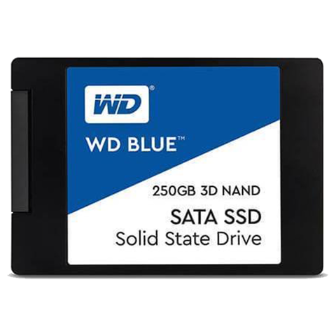 SSD Western Digital Blue 250GB