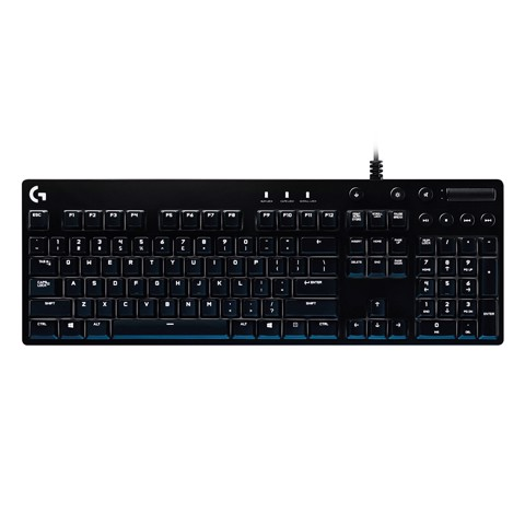 Bàn phím Logitech G610 Orion Blue Backlit Mechanical Gaming