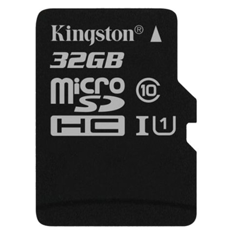 Thẻ Nhớ Kingston - Micro SDHC Class 10 - 32G