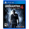 Đĩa Game PS4 Uncharted 4: A Thief's End PS Hits