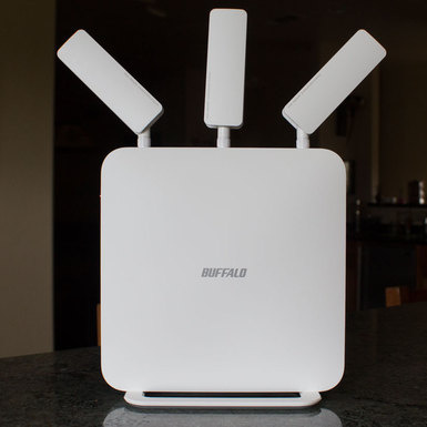 Router Wifi Buffalo WXR D1900DHP