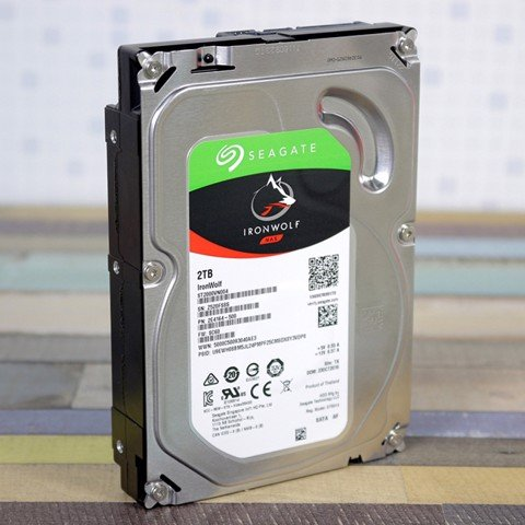 Ổ cứng NAS Seagate Ironwolf 2TB