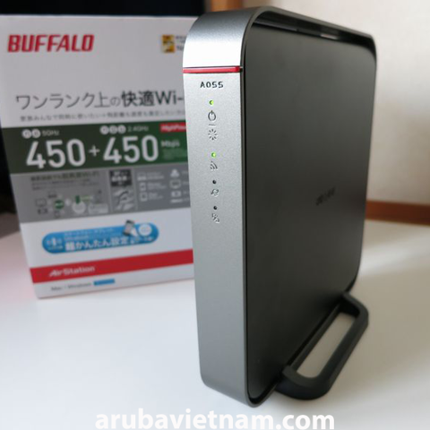 Router Wifi Buffalo WZR 900DHP