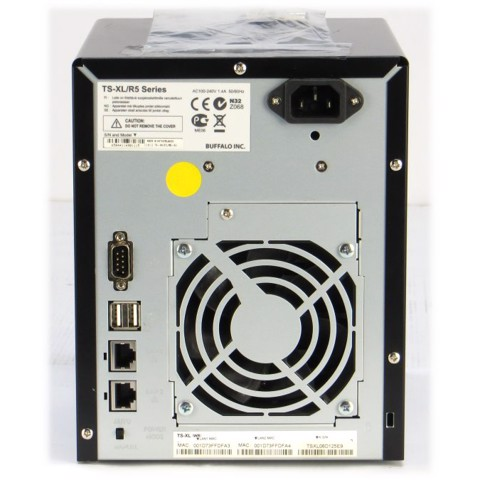 NAS Buffalo TeraStation TS XL/R5