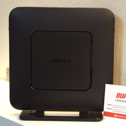 Router Wifi Buffalo WSR 600DHP