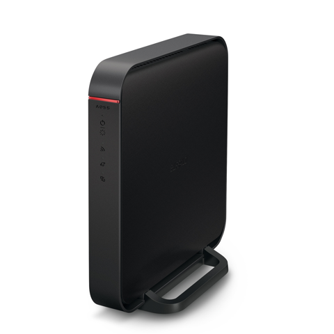 Router Wifi Buffalo WZR 600DHP2