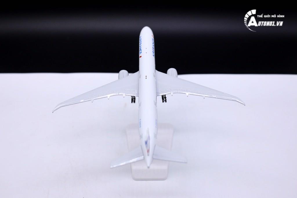 MÔ HÌNH MÁY BAY AIR FRANCE LITTLE 18CM 6279