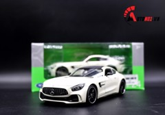 MÔ HÌNH MERCEDES BENZ AMG GT R WHITE 1:24 WELLY 5387