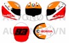 DECAL NƯỚC MŨ FULL FACE AGV HONDA REPSOL NO.93 1:12 AUTONO1 DC315