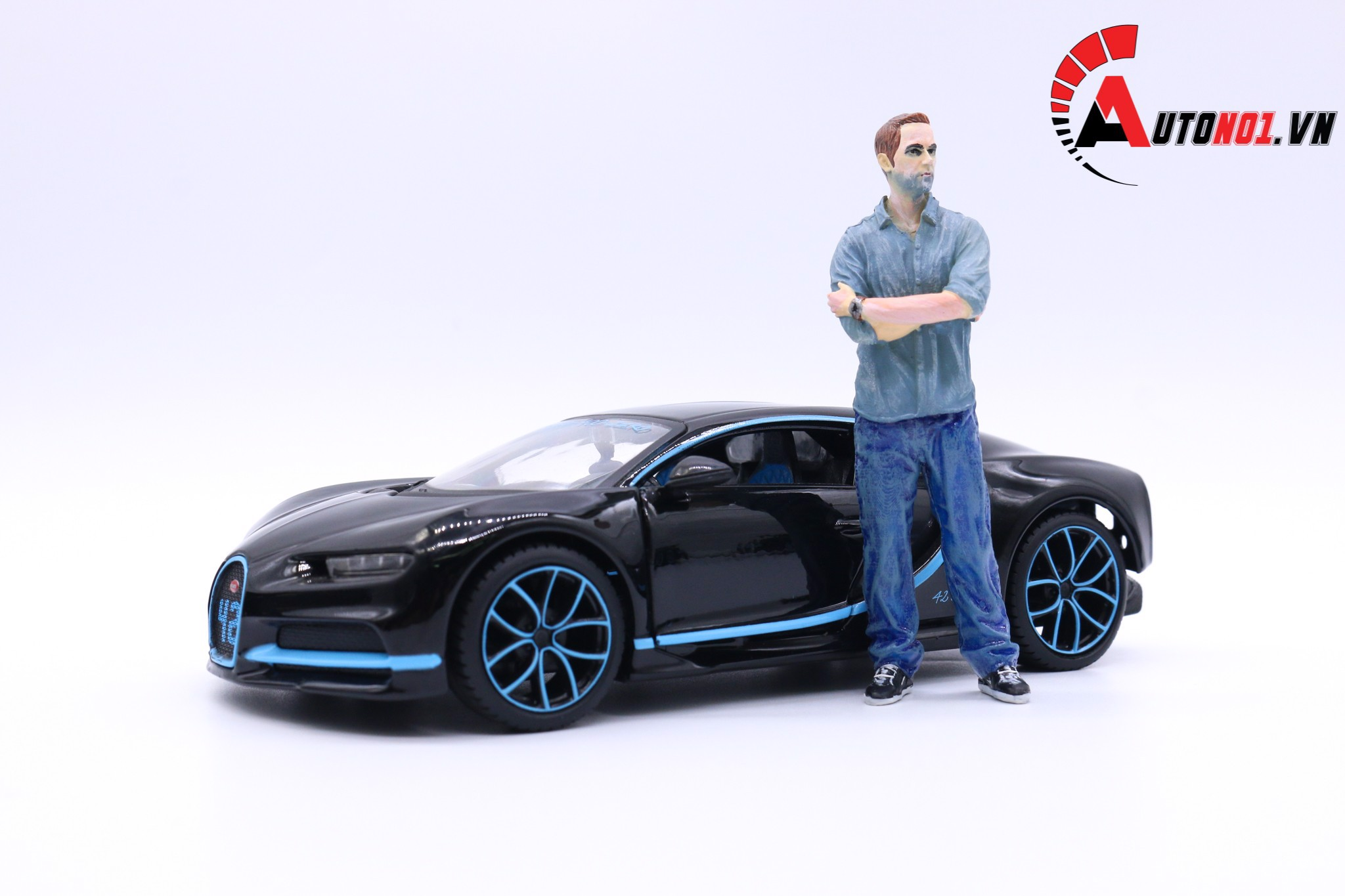 AUTONO1 FIGURE PAUL WALKER FAST &FURIOUS 1:18 1146