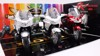 DIORAMA SHOWROOM HONDA GOLDWING 2020 35X24X15CM TỈ LỆ 1:12 PK210