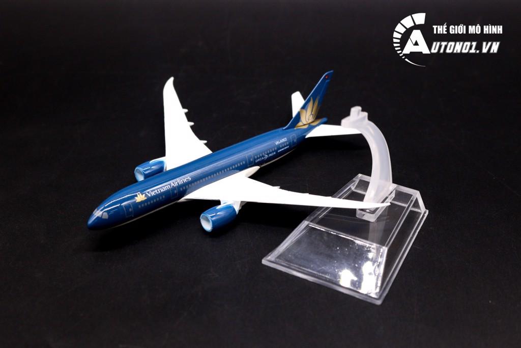 MÔ HÌNH MÁY BAY EVERFLY VIETNAM AIRLINES A350 16 CM 6773