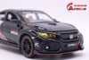 MÔ HÌNH XE HONDA CIVIC HATCHBACK LIMITED TYPE R BLACK 1:32 DOUBLE HORSES 7077