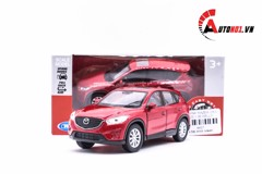 MÔ HÌNH MAZDA CX-5 RED 1:36 WELLY 4437