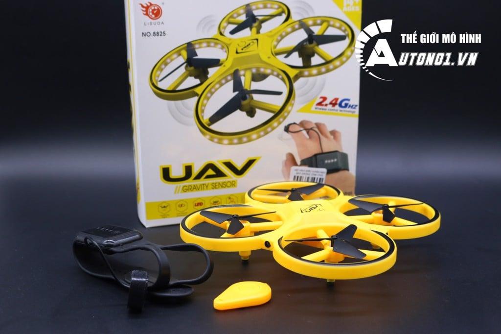 MÔ HÌNH ĐIỀU KHIỂN MÁY BAY DRONE CẲM ỨNG THAO TÁC NO.8825 6937