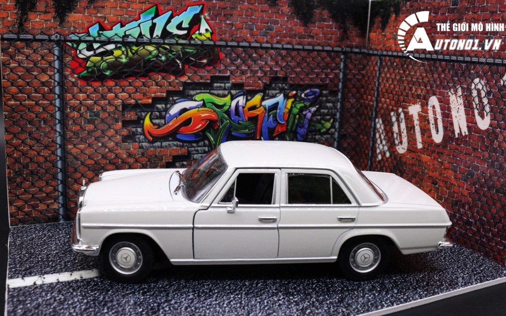 DIORAMA DECOR PARKING GRAFFITI 1:24 ( 25CM X 15CM X 15CM ) PK045