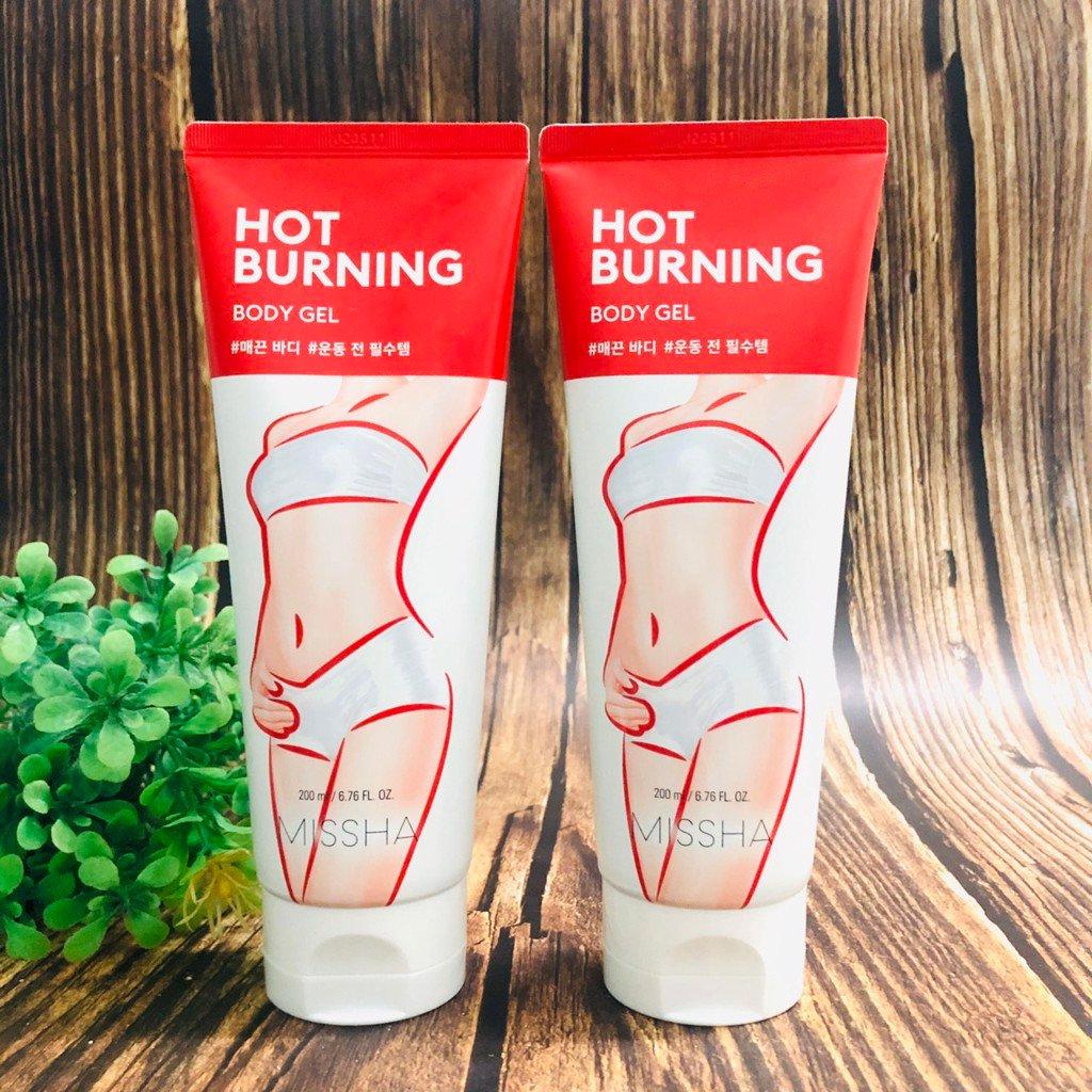 Mới Về] Kem Tan Mỡ Missha Hot Burning Perfect Body Gel Hàn Quốc 200m –  Sosoye Shop