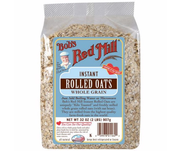 Yến Mạch Bob'S Red Mill Rolled Oats 907G