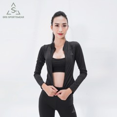 DRN WOMEN'S RUNNING JACKET & BRA & LEGGING DRNCB04
