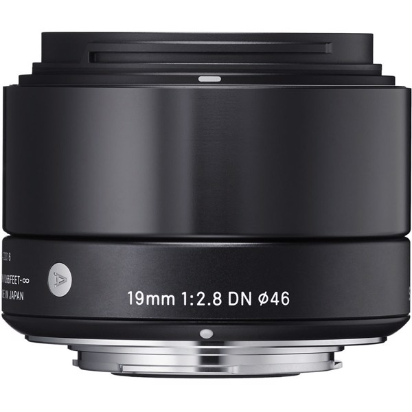 Ống kính Sigma 19mm f/2.8 DC DN HSM Art for Sony E/ Micro Four Thirds