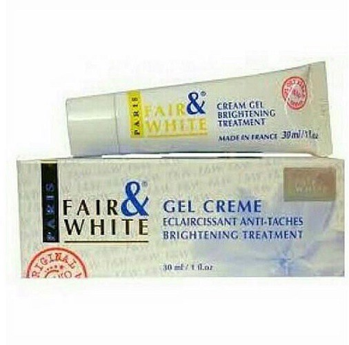 KEM DƯỠNG DA, GIẢM NÁM FAIR & WHITE BRIGHTENING TREATMENT GEL CREME 30ML