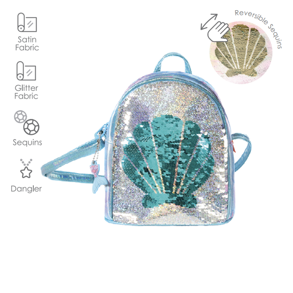 Balo nhỏ - Glitzy Mermaid