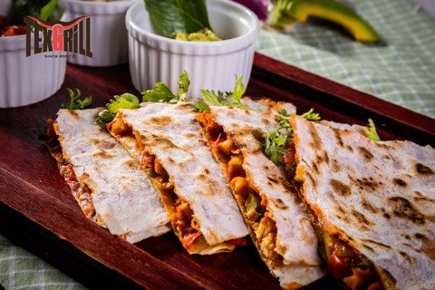 Tex Mex Quesadillas