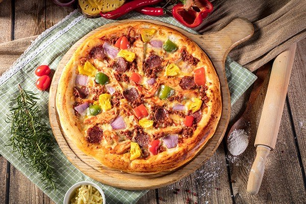 PIZZA #7 TEXGRILL SPECIAL