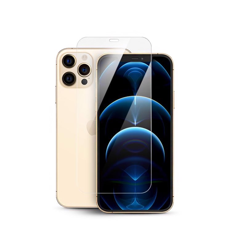 CƯỜNG LỰC MOCOLL 2.5D FULL COVER IPHONE 12