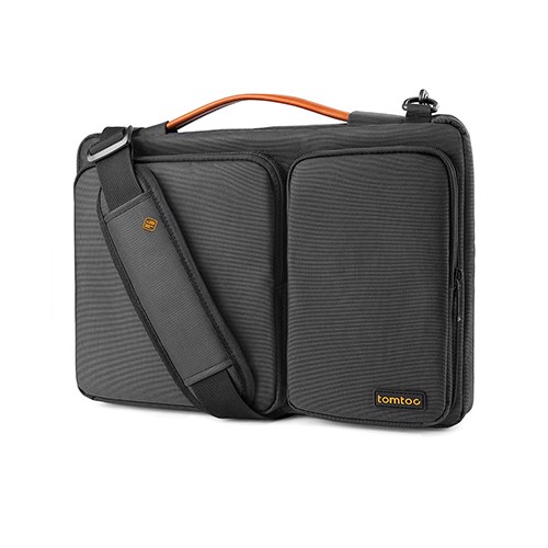 TÚI ĐEO TOMTOC (USA) 360* SHOULDER BAGS MACBOOK 13