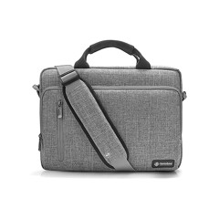 TÚI XÁCH TOMTOC (USA) BRIEFCASE FOR ULTRABOOK 13″ GRAY – A50-C01G