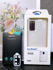 Ốp ESR Iceshield Samsung note 20 Ultra
