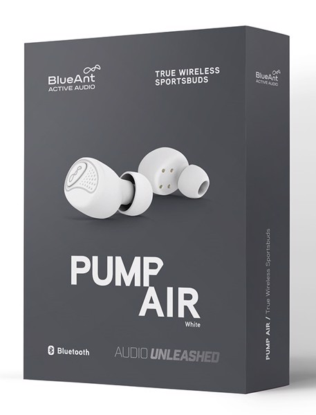 Tai nghe Pump Air White