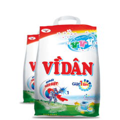 Detergent packaging