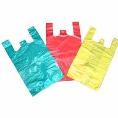 Grocery buble wrap plastic bag