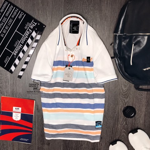 Polo Superdry ATSPNA8