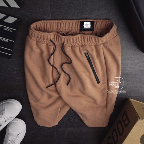 Quần Short Thun ZR ziped QSZRDT3