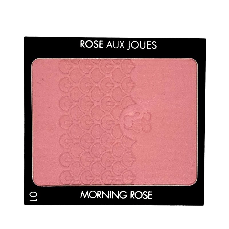 Phấn Má Hồng Guerlain Rose Aux Joues Fall Blush 01 Morning Rose 6.5G Tester