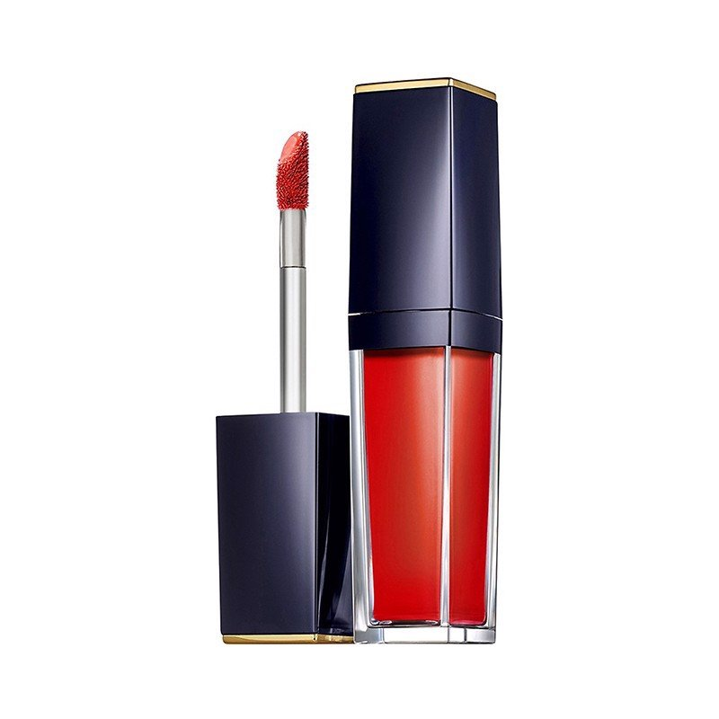 Son Kem Estee Lauder Pure Color Envy Paint On Liquid Lip Color - Patently Peach 305 7ml.