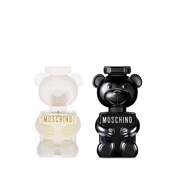 Combo Nước Hoa Mini Moschino Toy 2 EDP 5ml Và Moschino Toy Boy EDP 5ml